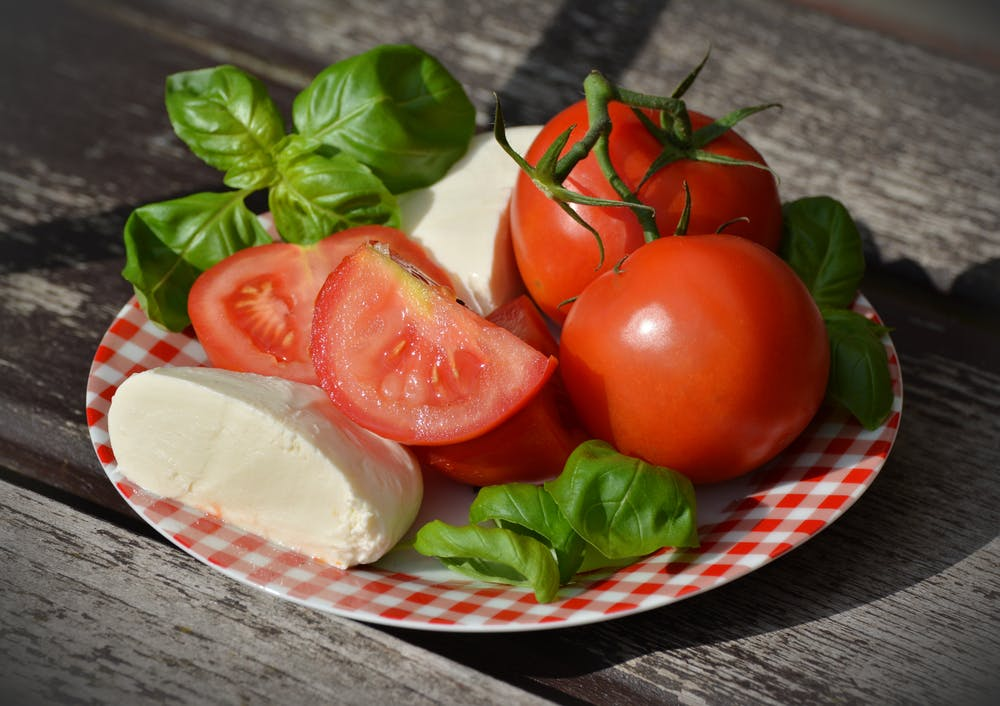 ingredients for naples style pizza