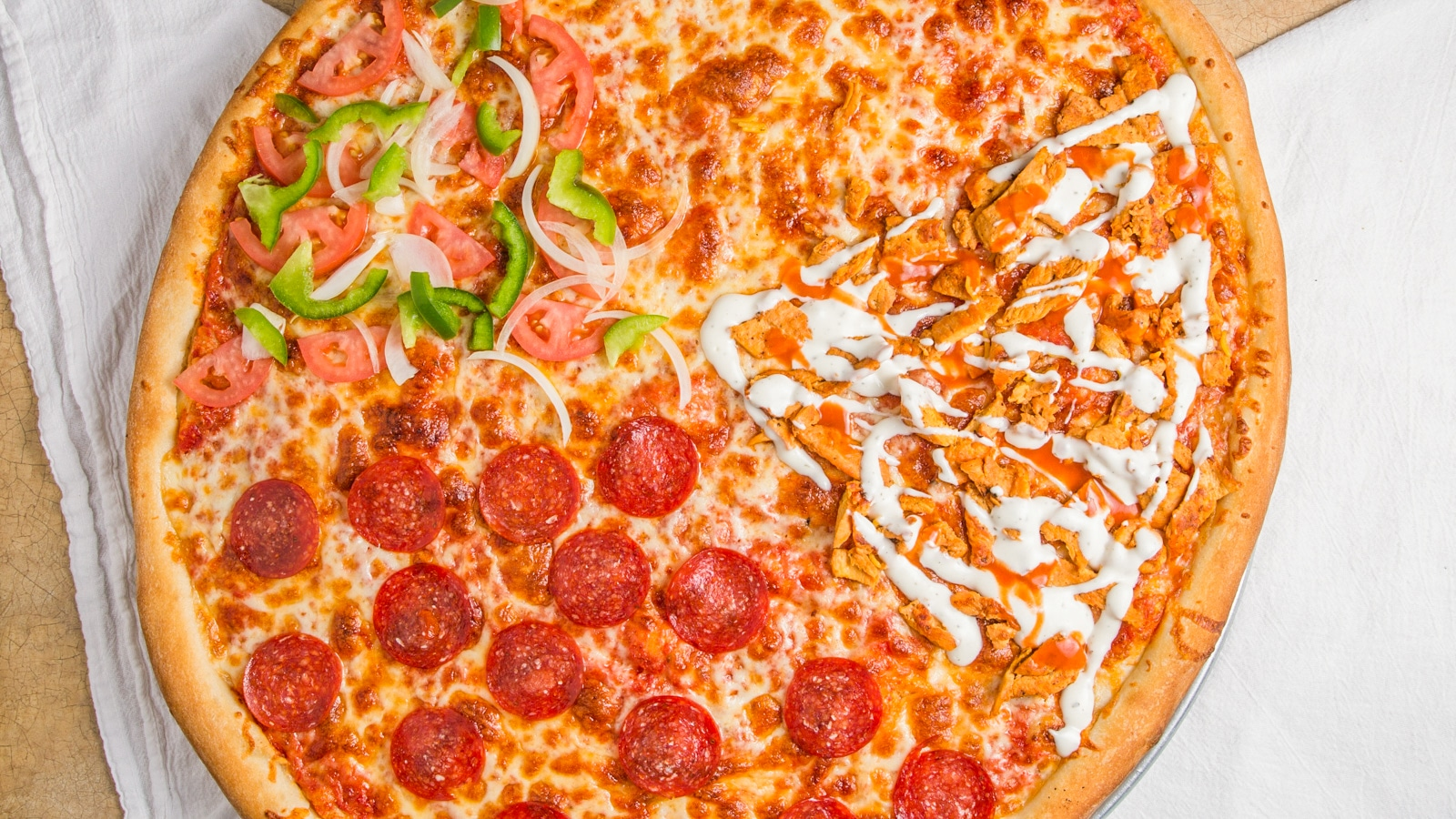 us fried chicken and pizza in linden nj
