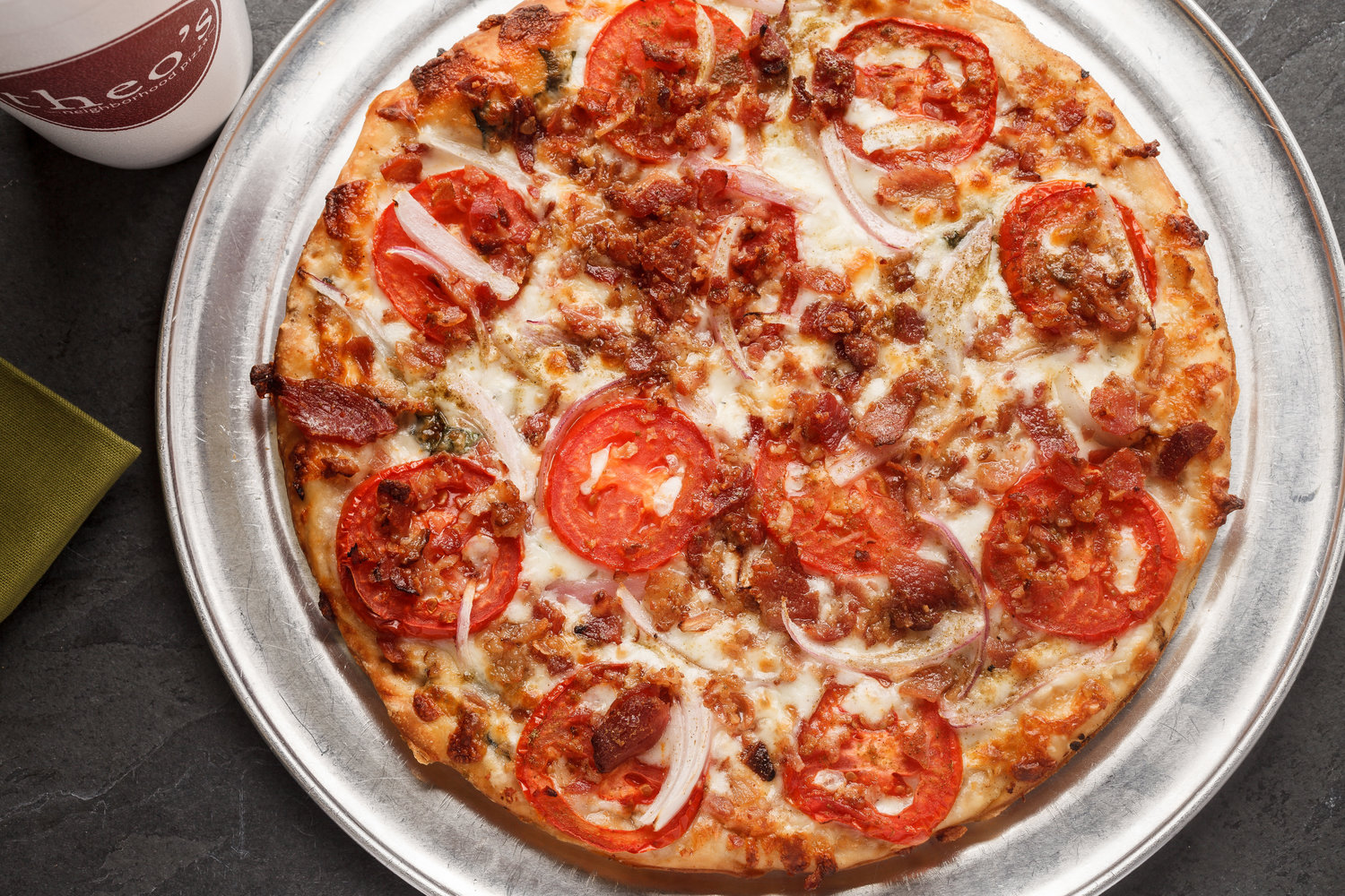 theos pizza and catering sheboygan wi